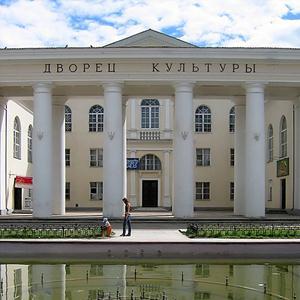 Дворцы и дома культуры Нижнедевицка