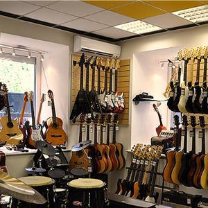 Музыкальные магазины Нижнедевицка
