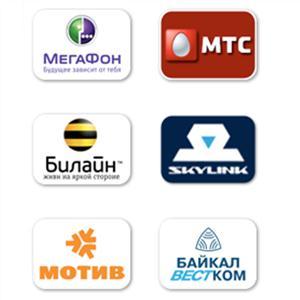 Операторы сотовой связи Нижнедевицка