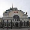 Железнодорожные вокзалы в Нижнедевицке