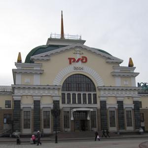 Железнодорожные вокзалы Нижнедевицка